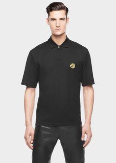 db69b3ace8e VERSACE Medusa Polo Shirt.  versace  cloth  medusa polo shirt Casual Trends