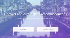 Quiet.ly como plataforma para la content curation basada en listas   Los Content Curators