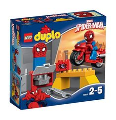 Lego Duplo SpiderMan web bike 10607 ** You can get additional details at the image link.