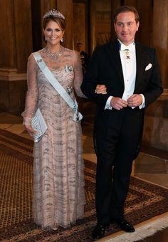 Princess Madeleine & Chris O'Niell