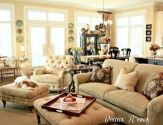 beaux r'eves blog | Beaux R'eves | If I could build my dream home...