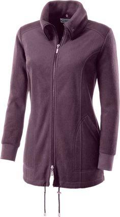 Collection L. Fleece-Jacke mit Antipilling-Ausrüstung ab 29,99€. Flauschig weiche Fleece-Jacke, Polyester, Figurumschmeichelnde Form bei OTTO