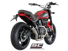 Ducati Scrambler Sc-Project