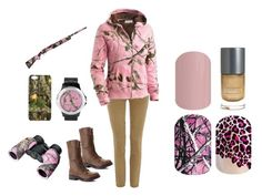 """""""Muddy Girl - Jamberry Nails"""" by kspantonjamon on Polyvore featuring beauty, Polo Ralph Lauren, Realtree and Madden Girl"""