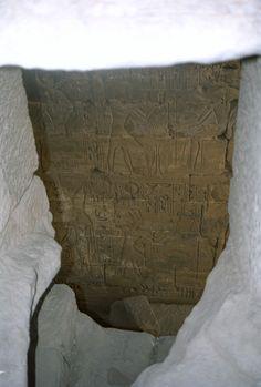 Temple of Karnak | معبد الكرنك à Luxor, Luxor Governorate,  the temple of Khonsu reign of Ramses iv