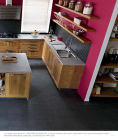 Les cuisines de claudine r novation relookage relooking - Catalogue cuisines schmidt ...