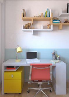 Design Projects, Corner Desk, Interior Design, Furniture, Home Decor, Corner Table, Nest Design, Decoration Home, Home Interior Design