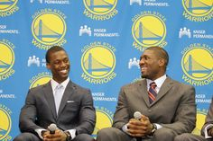 The Warriors' front office will have to pay a premium for to retain 2012 draft picks Harrison Barnes and Festus Ezeli.