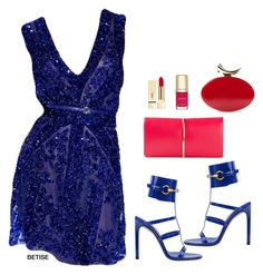 """NIGHT OUT ...!!! #2"" by betty-sanga ❤ liked on Polyvore"