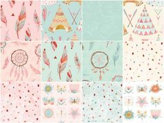 Dream Catcher Fat Quarter Bundle - Lucie Crovatto - Studio E — Missouri Star Quilt Co.
