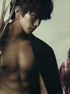 2PM Jun Ho - W Magazine
