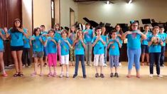 Campamento Musical Julio de 2014. Actividad de Expresión Corporal Music Education Games, Music Activities, Teaching Music, Music Lessons For Kids, Music For Kids, Kids Songs, Body Percussion, Movement In Music, Chinese Dance