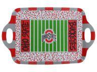 Buy Melamine Football Field Tray Kitchen & Bar Novelties and other Ohio State Buckeyes products at OhioStateBuckeyes.com