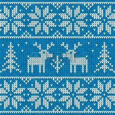 Sweater with deer photo