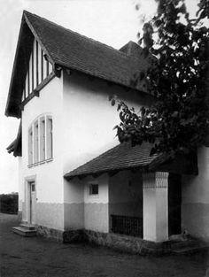 Máchova vila