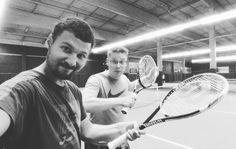 Tennis sekä some tuo ihmiset yhteen