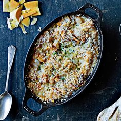This butternut gratin is the perfect winter dish! Get the recipe here:
