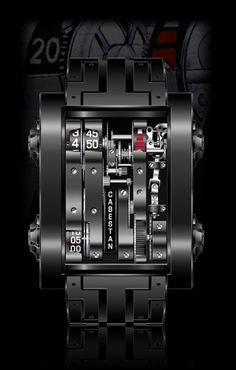 Cabestan Nostromo watch (Photos) - Luxist