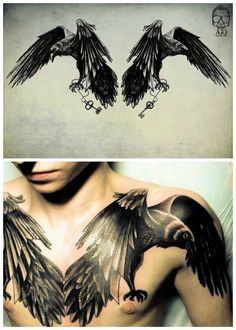 Discover the most intense hue in existence with the top 70 best red ink tattoo designs for men. Explore cool masculine ink ideas from crimson to ruby reds. Cool Chest Tattoos, Chest Tattoos For Women, Chest Piece Tattoos, Pieces Tattoo, Badass Tattoos, Tattoos For Guys, Cool Tattoos, Norse Tattoo, Tattoo On