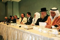 The very first in the Islamic world: Adnan Oktar establishes brotherhood between Jews and Muslims