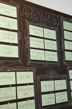 Great idea for an inspiration board...someday I will make me one...