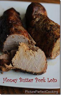honeybutterporkloin  ☀CQ #recipes