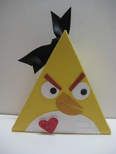 Angry Birds Treat Holder