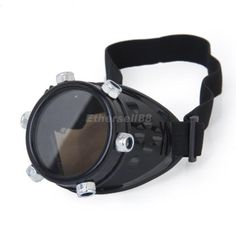 Monocle #victorian cyber #steampunk goth cyclop monovision eye #patch goggle blac,  View more on the LINK: http://www.zeppy.io/product/gb/2/201107037296/