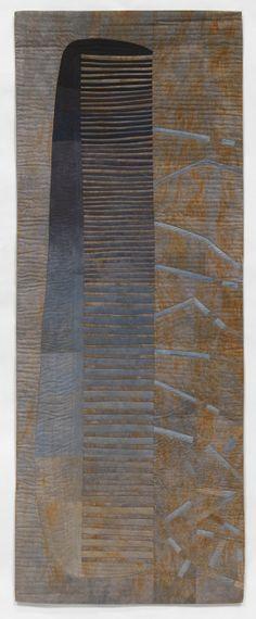 The last comb/ Judy Kirpich