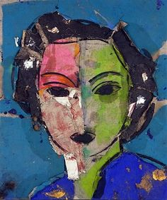 Manila Valdes - Contemporary Spanish  painter