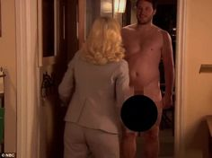 Surprise! The actor showed his comic chops - and a lot more - when he stripped naked to ge...