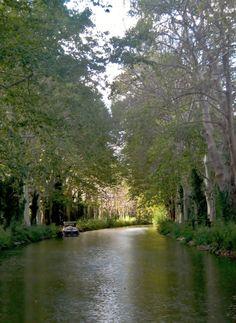 Agde Canal de midi