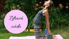 Jóga pro zdravá záda | záklony | otevírání hrudníku Diabetes, Yoga, Youtube, Workout, Health, Sports, Kids, Diet, Hs Sports