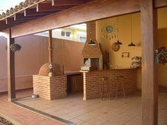 Balcones y terrazas de estilo rústico de Terence Arquitetura