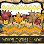 Hello and thank you for checking this set out. This is a set of 16 Halloween themed writing prompts and 18 Halloween themed writing paper. My kiddo...