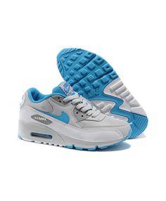 nike shox nz se scarpe taglia 10 bianco grigio azzurro costiero mens