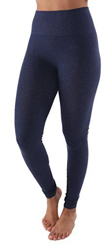 ITZON Woman`s Lhw010 Yoga Long Basic Leggings (S/M, Navy) ** Visit the image link for more details. #WomensLeggings Basic Leggings, Women's Leggings, Image Link, Yoga, Fashion Outfits, Navy, Clothing, Pants, Style