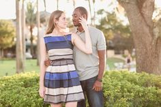 Playful and romantic engagement photography session at Baldwin Park by top Orlando wedding and portrait photographer Wedding Engagement, Engagement Session, Baldwin Park, Family Photos, Couple Photos, Orlando Wedding Photographer, Engagement Photography, Portrait Photographers, Romantic