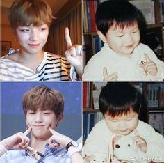 Kang, his childhood photographers ❤️ Daniel K, Childhood Photos, Ha Sungwoon, Kim Jaehwan, Kpop, Seong, Boys Who, Future Husband, Nct
