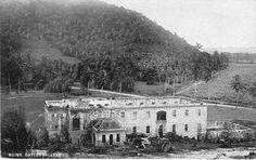 Gayles Valley Estate Ruins - Trelawny