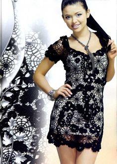 Gorgeous Russian crochet patterns