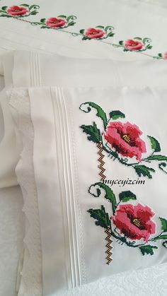 Bed Cover Design, Woodworking Furniture, Cross Stitch Flowers, Hand Designs, Little Girl Dresses, Baby Knitting Patterns, Fabric Painting, Bed Covers, Crochet