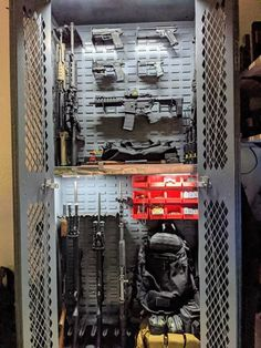 Use the same gun storage systems as the US Military! Check them out on our website 👉 📸: Model 84 24/24 Customer Submission