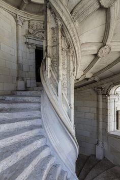 Blois Castle Spiral Staircase
