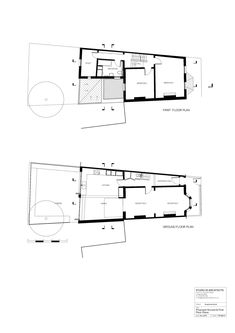 Image 23 of 29 from gallery of Shepherd's Bush Extension & Loft Conversion /  + Studio 30 Architects. Floor Plan