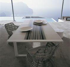 Canasta table by Patricia Urquiola - B&B Italia