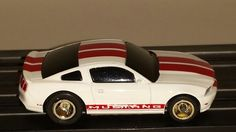 Life-like Racing Ford Mustang Afx Slot Cars, Ford Mustang, Scale, Racing, Toys, Life, Weighing Scale, Running, Activity Toys