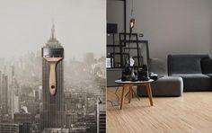 """SCHÖNER WOHNEN-Trendfarbe """"Manhattan"""""""