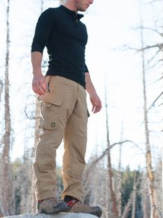 Triple Aught Design Force 10 AC Cargo Pant — Sure they look cool, they dry fast, and they're crazy durable...but they're also incredibly comfortable.