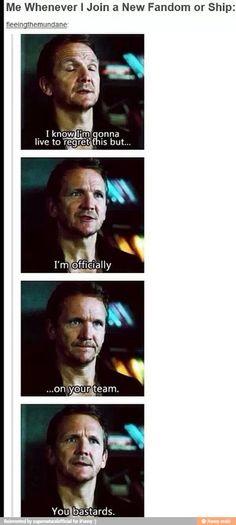 Supernatural, Homestuck, Sherlock, Harry Potter, shall I continue?